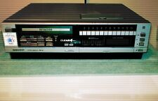 Sanyo Betacord (BetaMax Sony Tm) 4-Head Model Vcr-6800 /With Wireless Remote