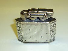 KW (KARL WIEDEN) LIGHTER FEUERZEUG 925ER STERLING SILBER 1936 MADE IN GERMANY