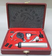 Vétérinaire Otoscope & Ophtalmoscope Diagnostic Set ENT Instruments Chirurgicaux