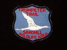 BOY SCOUT   TRUMPETER TRAIL LARGE PP  SANDHILL WILDLIFE AREA  WISC.