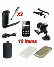 10 in 1 PREMIUM ACCESSORY BUNDLE KIT FOR SAMSUNG GALAXY ACE S5830 - All you need