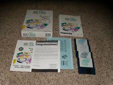 mini Office Commodore Amiga Program with manual and box