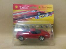Enzo Ferrari Shell V Power Toy Car New 2 Speed 1:38 Scale New Sealed TMSW