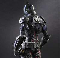 Super Hero Play Arts Kai Dark Arkham Knight Action Figure Collection Model Toys