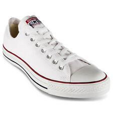 Converse Chucks All Star Ox Shoes Trainers White M7652 Leisure EUR 37 5
