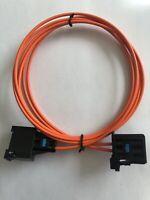 LWL  Connector MOST Lichtwellenleiter 100cm Für Porsche BMW BENZ VW AUDI