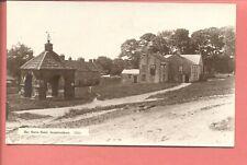Northumberland: Bay Horse Hotel, Stamfordham (Johnston card)