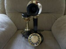 astral vintage reproduction candlestick telephone (working)