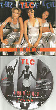 Lisa Left Eye Lopes TLC Diggin On you RARE LIVE REMIX USA CD Single TONY RICH