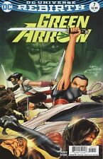 Green Arrow Rebirth #7 (2016) Dc Universe 1st printing Variant Neal Adams Cover