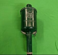 Par Aide Master Golf Ball Washer (Green) w/ Towel Clip and Tool