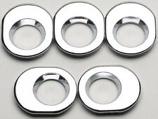 "Package of 5 ET Wheels unilug offset hole washer Ford Chrysler 4-1/2"" & 5"" BC"