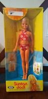 Vintage Ideal Suntan Dodi Doll and her Suntan Doodles Sealed in Box