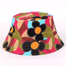 Men Women Bucket Hat Outdoor Fishing Hunting Camping Boonie Fisherman Sun Cap