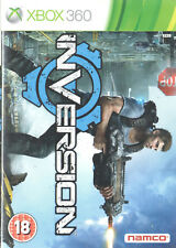 Inversion Microsoft Xbox 360 18+ Action Game
