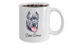 Cane Corso Dog Mug pet name can be added Fun Birthday Humour Gift Present