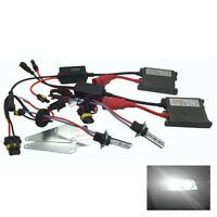 Front Fog Light H3 Pro HID Kit 4300k White 55W Fits Rover RTHK3274