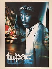 TUPAC,, AUTHENTIC 2005  POSTER