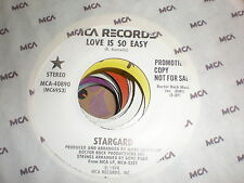 Stargard 45 Love Is So Easy PROMO MCA