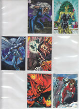 Marvel Universe:94 Flair- 1994-Lot 24-6 Cards