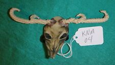 Animal Skull Mask w Wide Horns for Ken Barbie Family, GI Joe, HS Musical KNM04