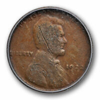 1922 No D 1C Strong Reverse Lincoln Wheat Cent ICG VF 20 Very Fine Details