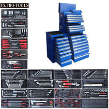 275 US Pro Tool Blue Chest Box Cabinet toolbox SIDE CAB FINANCE AVAILABLE TOOLS