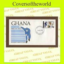 First Day Cover Ghana Stamps