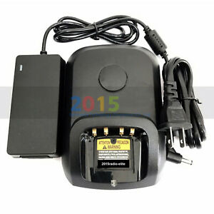 PMPN4174 Rapid Charger For MOTOROLA APX900 APX1000 APX3000 APX4000 Radio