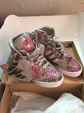 Adidas Originals Jeremy Scott Floral Sneakers
