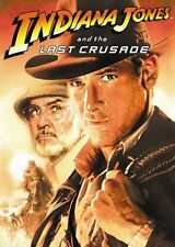 Indiana Jones And The Last Crusade - Special Edition [DVD][Region 2]
