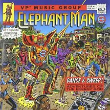 ELEPHANT MAN - DANCE & SWEEP ! - CD 14 TITRES - 2011 - NEUF NEW NEU