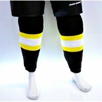 Sherwood Ice Hockey Socks - Boston Bruins Home and Away Hockey Socks All Sizes