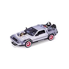Back to the Future 3 DeLorean 1 24 escala Welly 22444w
