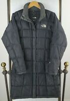 THE NORTH FACE Size Small Womens 600 Down Metropolis Jacket Coat Parka Black