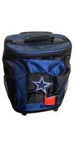 Dallas Cowboys NFL Rolling Cooler NFL Football Team Tailgating Party