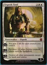 Elspeth Tirel FOIL Scars of Mirrodin NM White Mythic Rare CARD (132842) ABUGames