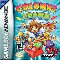 Columns Crown - Nintendo Game Boy Advance GBA
