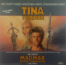 "Tina Turner - We Don't Need Another Hero (Thunderdome) - 12"" Maxi - k1583"