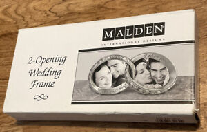 Malden 2-Opening Wedding Frame New