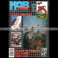 MOB CHOP N°21 DOSSIER XG2 MBK FXC GROUPE 2 PEUGEOT 103 CHALLENGE MAXI MOB 1987