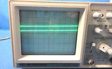 BK PRECISION 20MHz Oscilloscope Model 2120 with Power Cord (Read Desc)