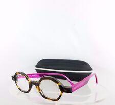 Brand New Authentic ANNE et VALENTIN Eyeglasses MINIPOP 1407 Pink Tortoise