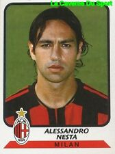 225 ALESSANDRO NESTA ITALIA AC.MILAN STICKER CALCIATORI 2004 PANINI