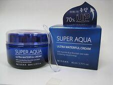 [MISSHA]  Super Aqua Ultra Water-Full  Cream  /  80ml  Big size
