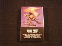Judas Priest - Rocka Rolla - 1974 RCA Cassette / VG+/ Hard Rock Metal NWOBHM