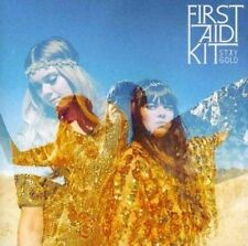 First Aid Kit Stay Gold 10 Track CD 2014