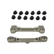 Losi Racing SCTE RTR Troy Lee LOSB4113 Adjustable Rear Hinge Pin Holder Set: TEN
