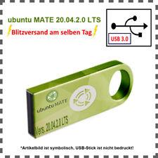 USB 3.0: Ubuntu MATE 20.04.2.0 LTS 16 GB USB-Stick Linux Betriebssystem