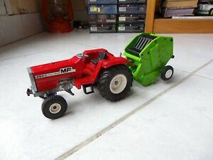 Tractor Massey Ferguson Mf 284S 1/32 SIKU Toy Miniature Old